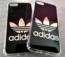 Mirror Hard Plastic iPhone 7, iPhone 8 Adidas Logo iPhone  Case Cover