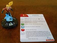 Aquaman #048 SR Flashpoint Superman Heroclix set with card super rare