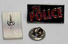 THE POLICE RED PIN (MBA 674)