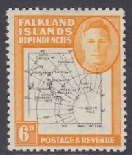 Pre-Decimal Mint Hinged Single British Colony & Territory Stamps