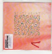 (GD102) Beaty Heart, Lekka Freakout - 2013 DJ CD