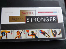 Presentation Pack Olympics & Paralympics 1996 : Swifter, Higher, Stronger - MNH