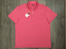 IZOD Golf Polo Shirt Mens Size 2XL Coral NWT MSRP $55.00