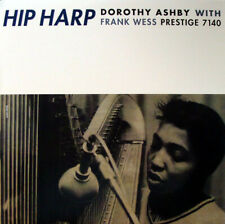 "DOROTHY ASHBY WITH FRANK WESS "" HIP HARP "" SEALED U.S. LP VINYL SOUL R&B JAZZ"