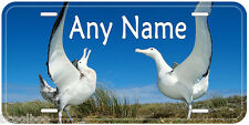 Bird Dance Up Aluminum Any Name Personalized Auto Tag Novelty License Plate