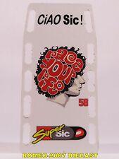 1:12 Pit board - pitboards Marco Simoncelli SUPER SIC 58 to minichamps RARE