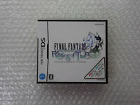 Brand New Final Fantasy Crystal Chronicles Echoes of Time DS Nintendo Japan