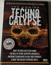 AudioBook MP3 The Coming TechnoCalypse Science Technology Bible UFOs Peck