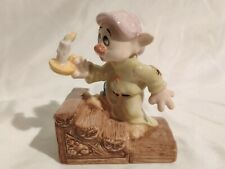 More details for dopey by candlelight royal doulton snow white and the seven dwarfs  disney sw17