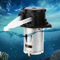 Mini Peristaltic Pump Head Tube Dosing DIY for Aquarium Lab Chemical Analysis cl