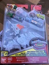 Power Rangers Dino charge morpher booster power pack - No's 4 & 19 RARE SET