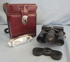 Vintage orinox 7X20 110 comprimidos Binocular/cámara, Sellado Película & Case-Excelente.