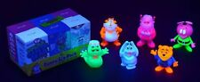 Ron English Cereal Killers 6 Pack Black Light Variant Poo Fairy Exclusive