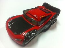 Mattel Disney Pixar Cars Heavy Metal Lightning McQueen Metal Toy Car 1:55 Loose