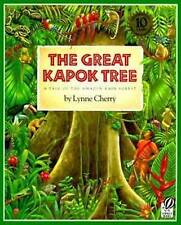 NEW The Great Kapok Tree: A Tale of the Amazon Rain Forest by Lynne Cherry