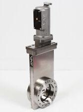VAT Series 110 Stainless Vacuum HV VATLOCK Gate Valve w/Bellows 6