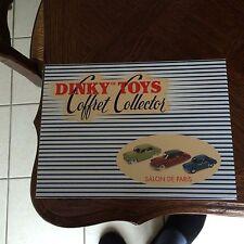 DINKY TOYS ED ATLAS COFFRET SALON DE PARIS