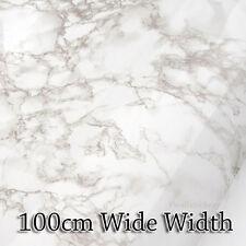Brown Granite Marble Contact Paper Rolls Countertop Cabinet 100cm Wide Wallpape
