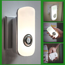 Rechargeable LED PIR Motion Sensor Emergency Safety Night Light Power Cut Torch