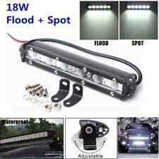 """6"""" 16W LED Arbeitsscheinwerfer Scheinwerfer Flutlicht Spot Beam Offroad Strahler"""