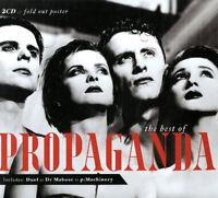 Propaganda : The Best of Propaganda CD 2 discs (2013) ***NEW*** Amazing Value