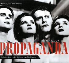 Propaganda : The Best of Propaganda CD (2013) ***NEW***