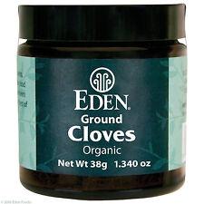 Eden Ground Cloves organic