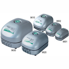 Hailea Air Pump ACO Super Silent Adjustable Output Outlet Hydroponics 2 outlet