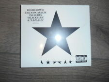 DAVID BOWIE BLACK STAR 2016  new and sealed CD. , rock,
