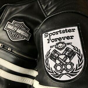 Patch Sportster Forever