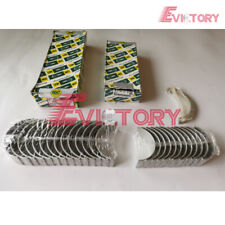 For Hino W04D W04E W04C-T W04CT Crankshaft bearing and con rod bearing