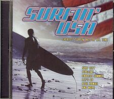 SURFIN' USA -  GREATEST SURFIN'  HITS OF ALL TIME - CD - SEALED