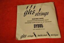 """CORDE BASSE ELECTRIQUE GHS 095"""" - 2.411 mm"""