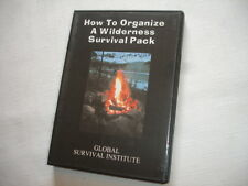 D2   HOW TO PREPARE & ORGANIZE A SURVIVAL PREPAREDNESS KIT DVD   DISASTER RIOTS