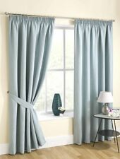 Unbranded Polycotton Solid Pattern Curtains & Pelmets