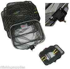 BRAND NEW CARP FISHING WORLDCLASS 10FT / 3M COMMERCIAL KEEPNET WITH ANGLE TILT