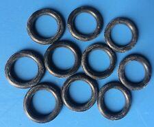 2-207 PARKER SEALS NBR O-RING 9/16 ID X 13/16 OD X 1/8 W 10/units