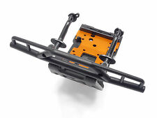 NEW 4.6 SAVAGE X REAR SKID PLATE BUMPER HPI XL FLUX 85059 85234 105892