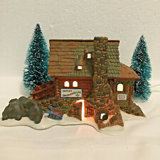 Dept 56 New England Village - Semple's Smokehouse In Original Box