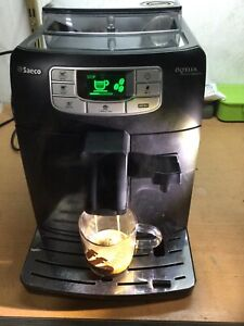 saeco kaffeevollautomat HD8753