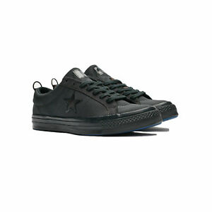 CONVERSE X CARHARTT Unisex One Star Ox Sneakers, Black