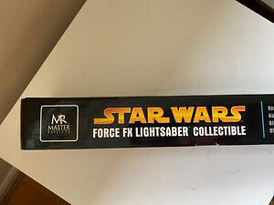 master replicas force fx lightsaber