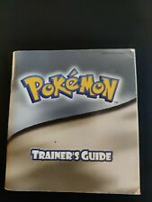 Pokemon gold/silver Manual Only, Nintendo Gameboy