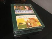 Expiacion & Pride Y Prejuicio DVD Box Sealed New Keira Knightley