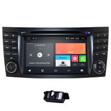 Quad Core Android 9.0 Radio GPS DVD for Mercedes Benz E350 E320 E500 CLS 55 550
