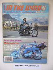 In The Wind Easyriders Magazine  Number 8  1982   Motorcycle Fun