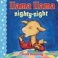 Llama Llama Nighty-Night by Anna Dewdney