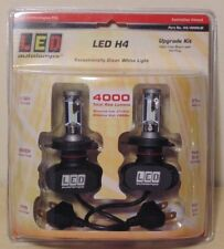 LED Autolamps LED Light Upgrade Kit H4 type for AE86 Toyota Mazda Holden Ford VW