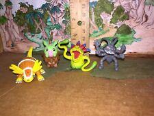 Digimon mini figures 2001Bandai