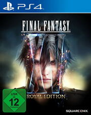 Final Fantasy 15 XV Royal Edition | PS4 | NEU & OVP | UNCUT | Blitzversand